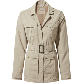Craghoppers NosiLife Lucca Chaqueta Mujer, beige